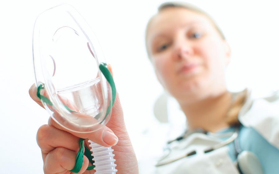 Portare l ossigeno terapeutico a bordo degli aerei - Ml da portare in aereo ...